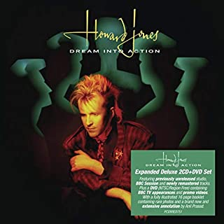 Dream Into Action (Expanded Deluxe 2Cd+1Dvd Digipak)