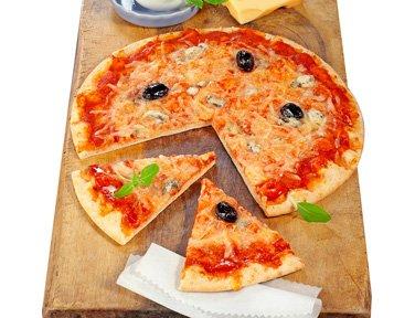 Pizza 3 fromages BIO - 380 g - Surgelé