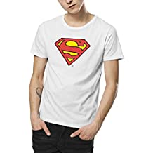 9a0f8aa8c MERCHCODE Merch Código Hombre Superman Logo tee – Camiseta