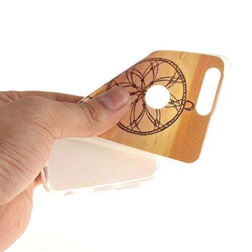iPhone 5 Coque, Étui Cover Housse pour iPhone 5S 5C 5G Cartoon 3D Pill Cute Silicone Caoutchouc Gel TPU Shell iPhone SE Case Résistant à la poussière Scratch # 3