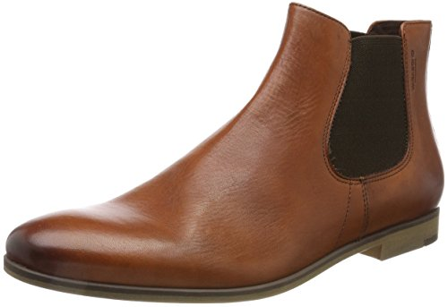 Vagabond Herren Linhope Chelsea Boots Braun (cognac)