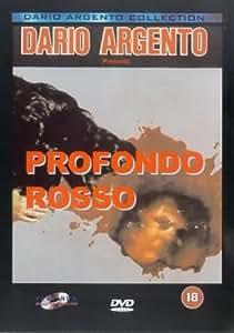 Profondo Rosso [DVD]
