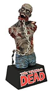Walking Dead Zombie Bust Bank de Diamond Comics Gift & Game