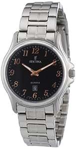 Festina - F16474/6 - Montre Femme - Quartz Analogique - Bracelet Acier Inoxydable Argent
