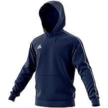 adidas Performance - Sudadera con capucha - para hombre azul/blanco XX-Large