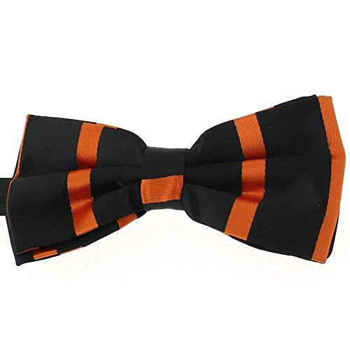 Clj Charles Le Jeune - Noeud Papillon Clj, Urbane, Orange