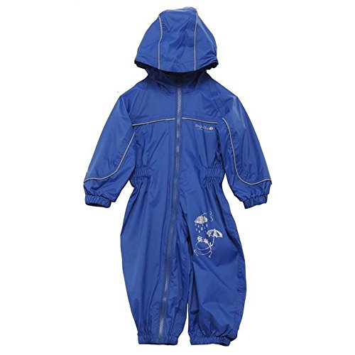 Regatta Kids Puddle II Waterproof Romper Suit