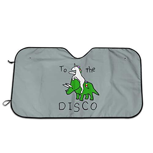 FATHYU TO The Disco, Parabrisas Unicornio Duradero