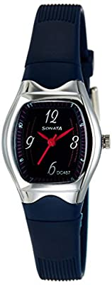 Sonata Analog Blue Dial Women's Watch-NJ8989PP04C