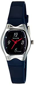 Sonata Analog Blue Dial Women's Watch -NL8989PP04