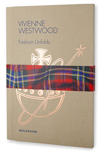 Vivienne Westwood fashion unfolds