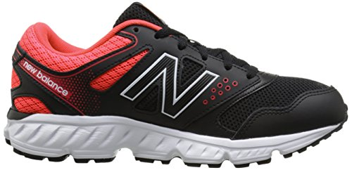 New Balance W675 Synthétique Chaussure de Course Black/Red