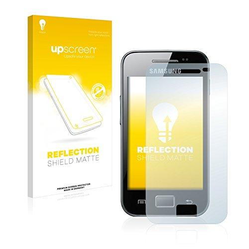 upscreen Pellicola Protettiva Opaca Compatibile con Samsung GT-S5830i Protezione Proteggi Schermo - Antiriflesso, Anti-Impronte
