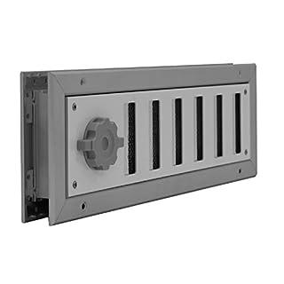 Lüftungsgitter Tür Maß 407 x 307mm verschließbar