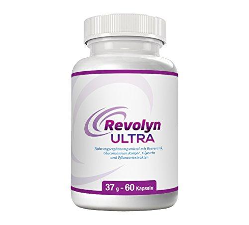 Revolyn Ultra - Diätpille für effektives Abnehmen und Gewichtsverlust | (1 Flasche)