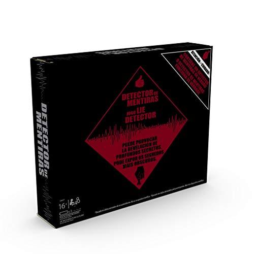 Hasbro Gaming - Juego de mesa Detector de mentiras (Hasbro E4641175) 3