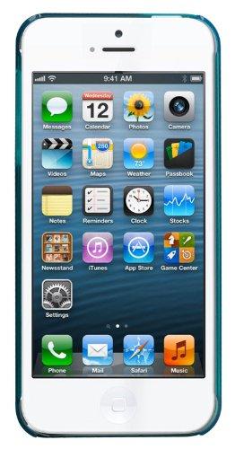 Case-mate rPET Coque en plastique pour Apple iPhone 5 Orange Bleu