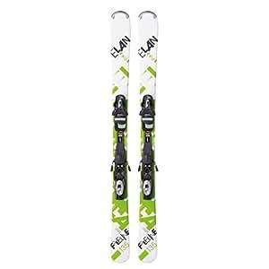 ELAN-ELAN Mini-skis + fixations Freeline Track Homme