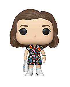 Funko- Pop Vinilo: Stranger Things: Eleven in Mall Outfit Figura Coleccionable, (38536)