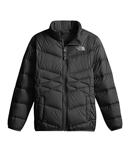 THE NORTH FACE Mädchen Andes Daunenjacke, TNF Black, XS North Face Down Coat