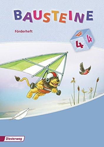 BAUSTEINE Förder- und Forderhefte - Ausgabe 2008: Förderheft 4 (2008 Ergänzung)