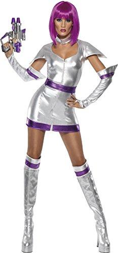 Erwachsenen-Kostüm Weltraum - Größe M (Kostüm Aus Ideen)