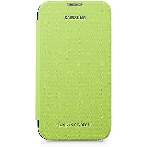Samsung EFC-1J9FLEGSTD - Funda FlipCover Lima para Galaxy Note 2