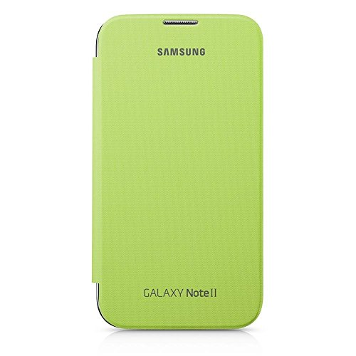 samsung-flip-premium-case-cover-for-samsung-galaxy-note-2-lime-green