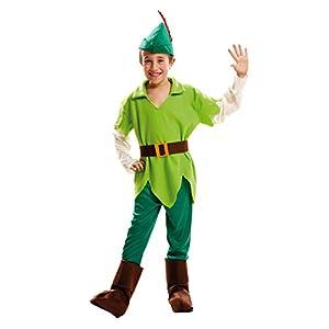 My Other Me Me-202057 Disfraz Peter Pan para niño, 10-12 años (Viving Costumes 202057