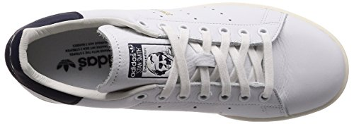 adidas Unisex-Erwachsene Stan Smith Basketballschuhe White