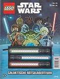 LEGO STAR WARS Ausgabe 01 / 2016: Galaktische Rätselabenteuer