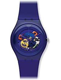 Swatch New Gent - Purple Lacquered SUOV100