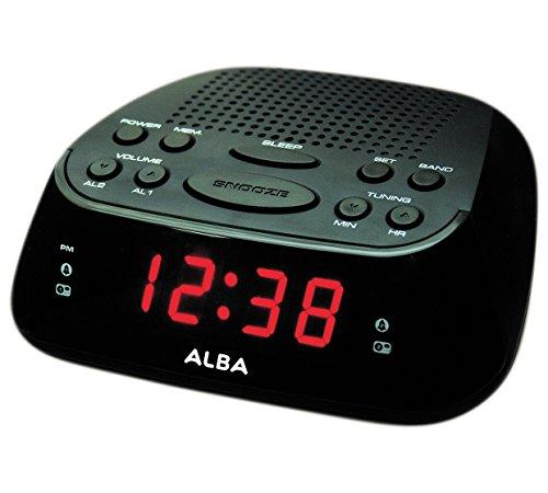ALBA Uhr Radio