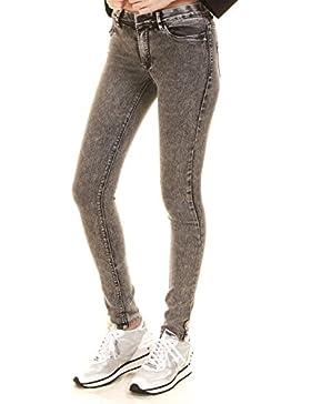ICHI Jeans Desgastados Elásticos