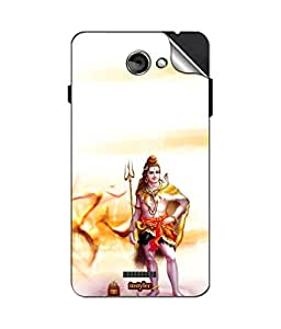 djimpex MOBILE STICKER FOR COOLPAD 5891Q