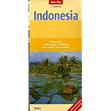 Indonesia :  North Sumatra  Central Java  Bali  Lombok  South Sulawesi : 1/4 500 000