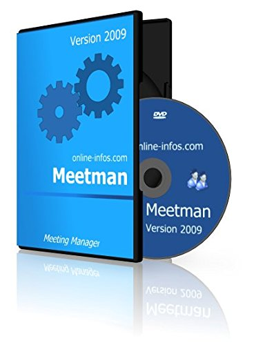 Meetman 2009 - Meetings und Besprechungen durchführen und protokollieren