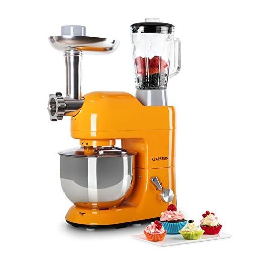 Klarstein Lucia Robot da Cucina/Impastatrice/Planetaria