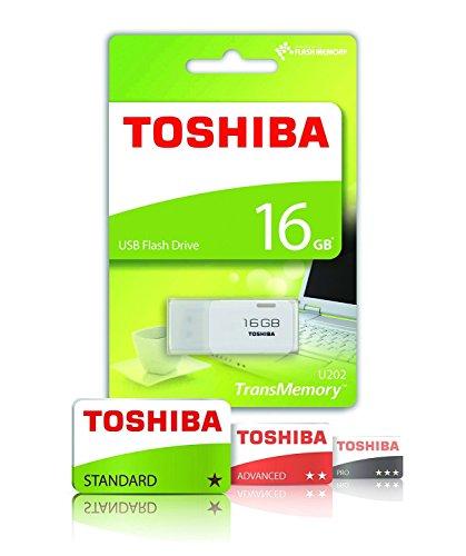 Toshiba TransMemory U202 16GB USB stick USB 2.0 weiß - 2