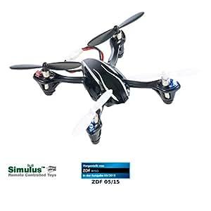 Simulus Multirotors: 4-CH-Quadrocopter GH-4.Mini mit 360°-Flip-Funktion (Ferngesteuerte Flugobjekte)