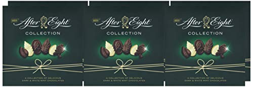After Eight Nestlé Collection Pralinenmischung Minzschokolade Feine Englische Art, 6er Pack (6 x 107 g)