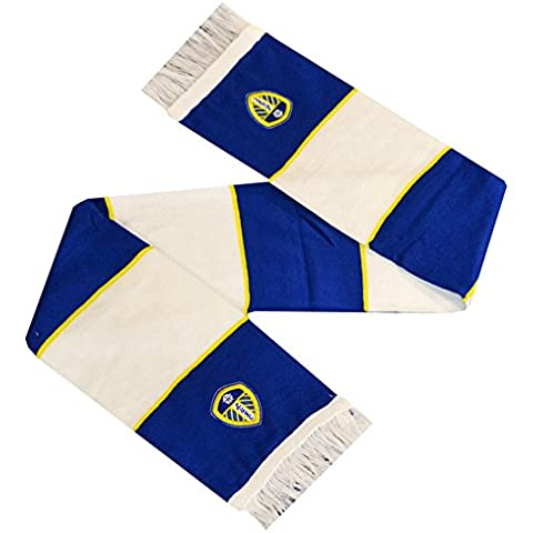 Leeds United Sciarpa, unisex, Bar, Multicolori, N/A