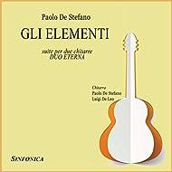 Gli Elementi (Suite per due Chitarre)
