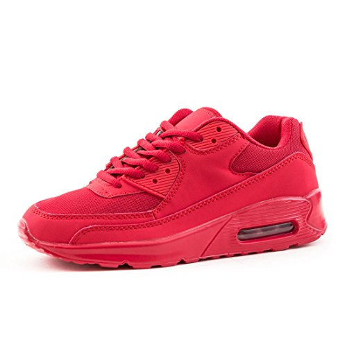 timeless design 6c956 9bbc8 Nike Air Max 90 Essential, Baskets Mode Homme, Rouge (Gym Red Gym