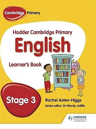 Hodder Cambridge Primary English: Learner's Book Stage 3
