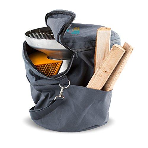 BioLite Camping Grill Transporttasche Base Camp Carrypack, 006-6001101 (Grill-transporttasche)