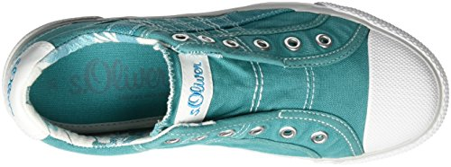 Grün Jungen oliver top Low 53211 796 S turquoise zUXfnqqA
