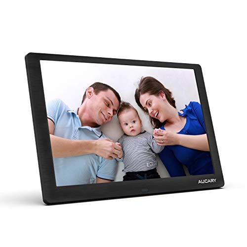 Digitaler Bilderrahmen HD 10 Zoll Full IPS Display 1280x800 Elektronisches Album Bild Musik Film Volle Funktion Geschenk Baby Heiraten Hochzeit unterstützt max 64G SD