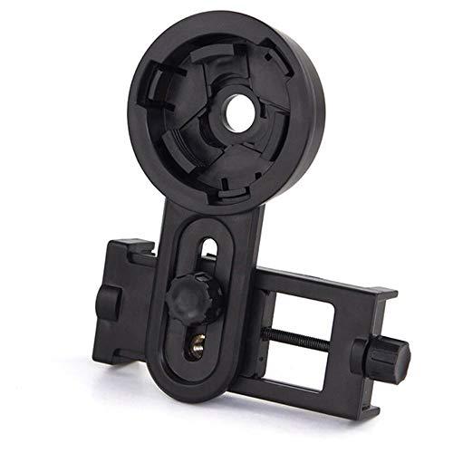 Shackcom Universal Smartphone Adapter für Teleskop Fernglas Kompatibel mit Binokularen Monokularen...