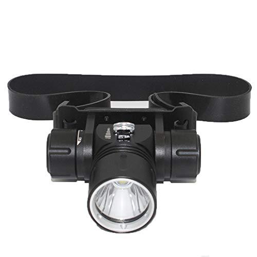 Contrôle magnétique extérieur de Lampe de Mineur de phares de la plongée L2 LED obscurcissant 1000-1200LM imperméable (sans Batterie)
